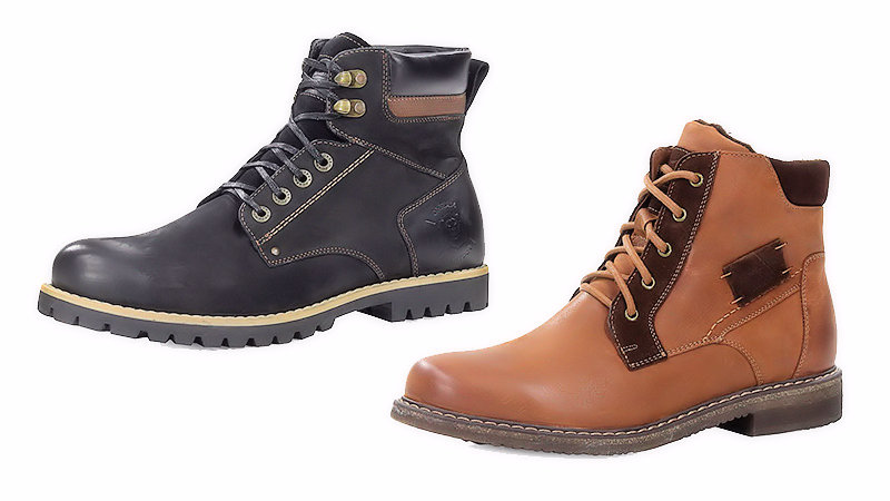 Весенне-осенняя мужская обувь