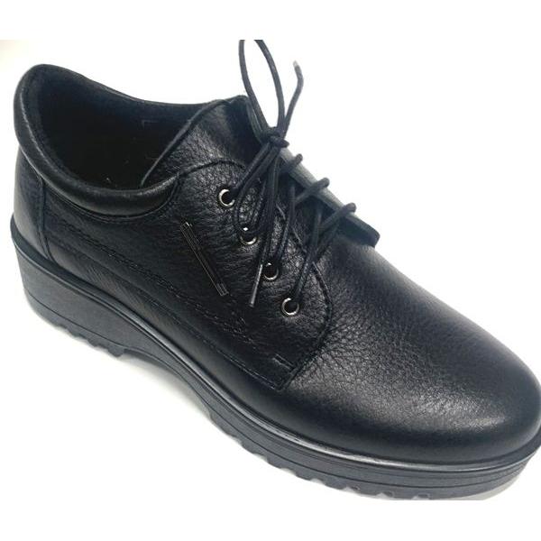 Женские ботинки  32121 чер.  (36,37,38,39,40)