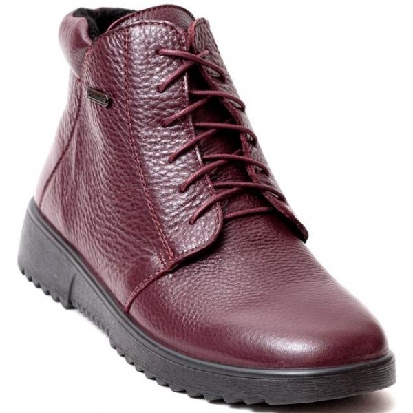 Женские ботинки 32122  борд (42)