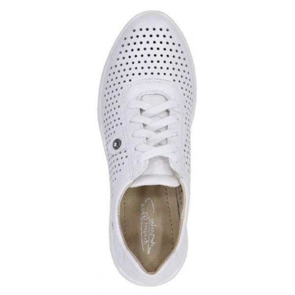 Женские туфли 344083 бел (36,39,40)