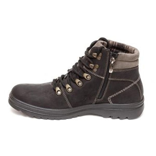 Мужские ботинки 420591 ч  (43,46)
