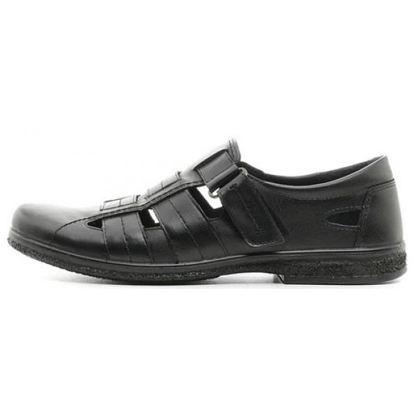 Мужские сандали 44106 черн. ( 47,48 )