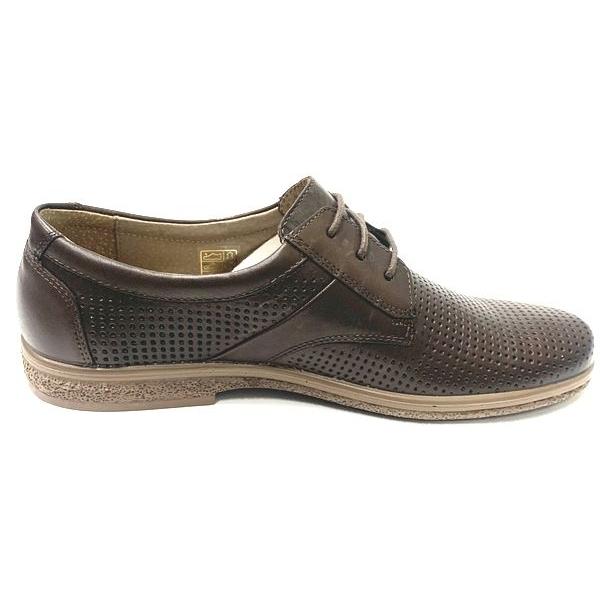 Мужские туфли 44142 кор. ( 40,41,42,43,44)