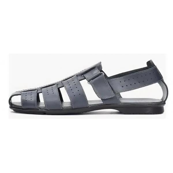Мужские сандали 24556 син  (41,42,43,45)
