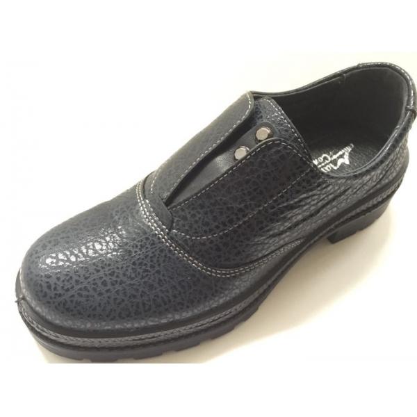 Женские ботинки 333095 син (36,37,38)