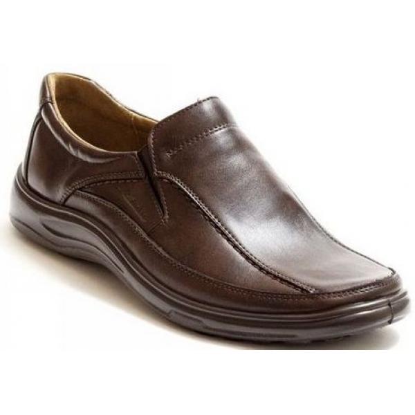 Мужские ботинки 4735 т. кор (40,41,42,43,44,45)