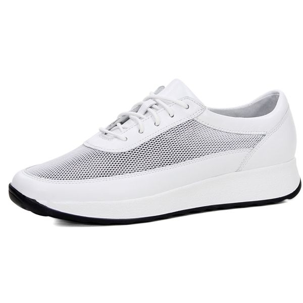 кроссовки с сетчатым верхом от белорусского бренда Марко