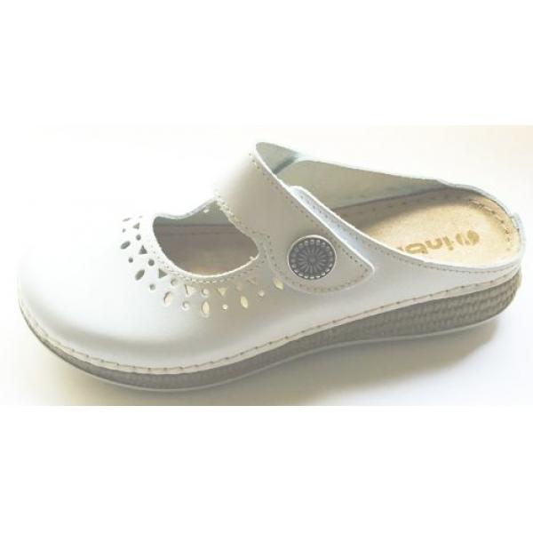 Женские туфли MK-1U бел (36,37,38,39)