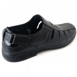 Мужские туфли 44105 чер  (40,41,42,43,44,45)