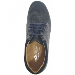 Мужские ботинки 44141син  (40,41,42,43,44,46)