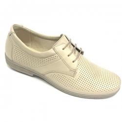 Мужские туфли 44142 беж ( 40,43)
