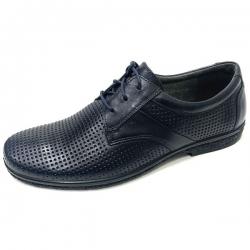 Мужские туфли 44142 син. ( 40,42,43,44)