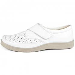 Женские туфли 344030 бел (38,40,41)