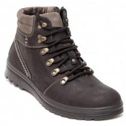 Мужские ботинки 420591 ч (40,42,43,44,45)