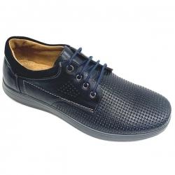 Мужские ботинки 44141син  (40,42,43,44)